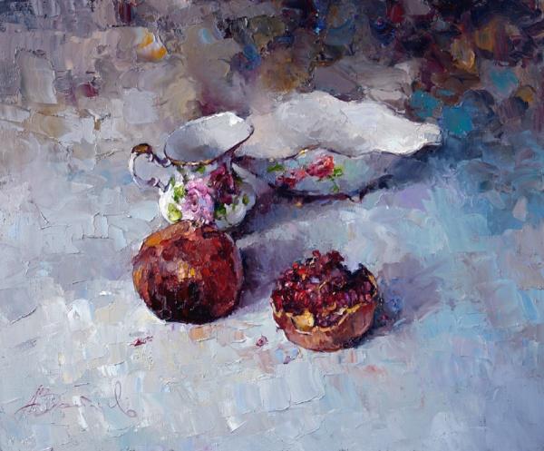 Работы художника Алексея Зайцева (42 фото)