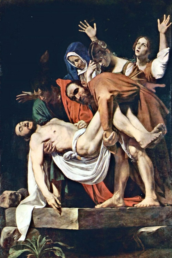 Artworks by Caravaggio (82 фото)