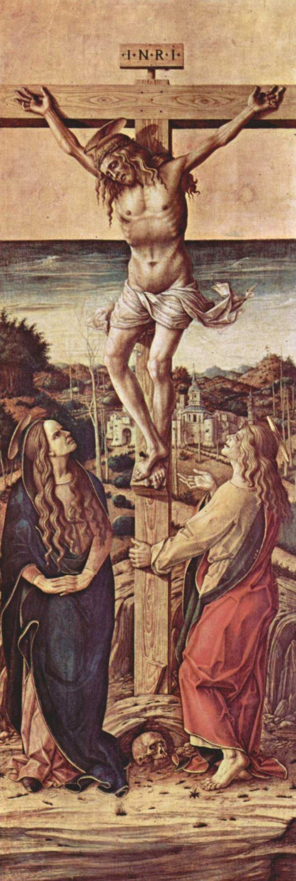 Карло Кривелли — итальянский живописец XV века (185 фото)