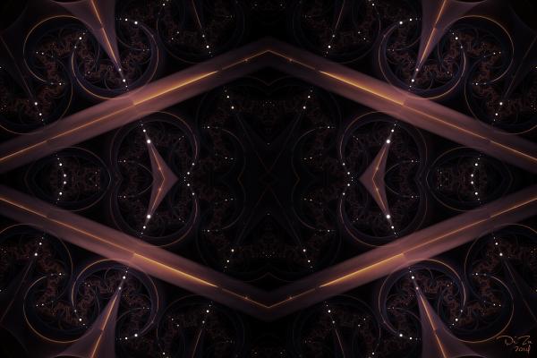 Фрактальный мир - 2 (15 фото)