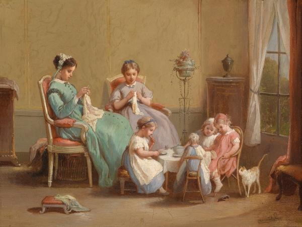 Francois Louis Lanfant de Metz