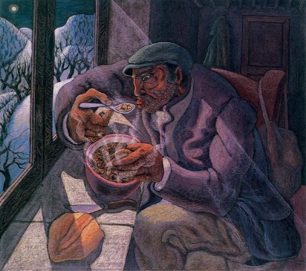 Итальянский художник Gino Covili ( 1918-2005) (56 фото)