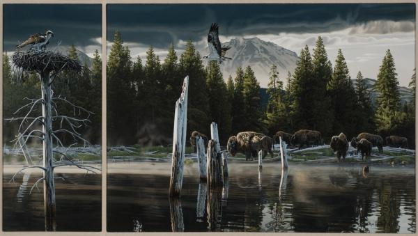 Jackson Hole Art Auction (2011-2014) (3 часть) (252 фото)