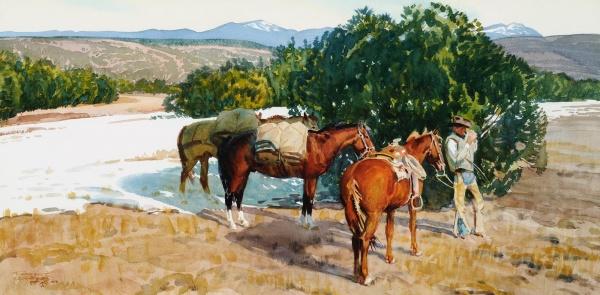 Jackson Hole Art Auction (2011-2014) (4 часть) (234 фото)