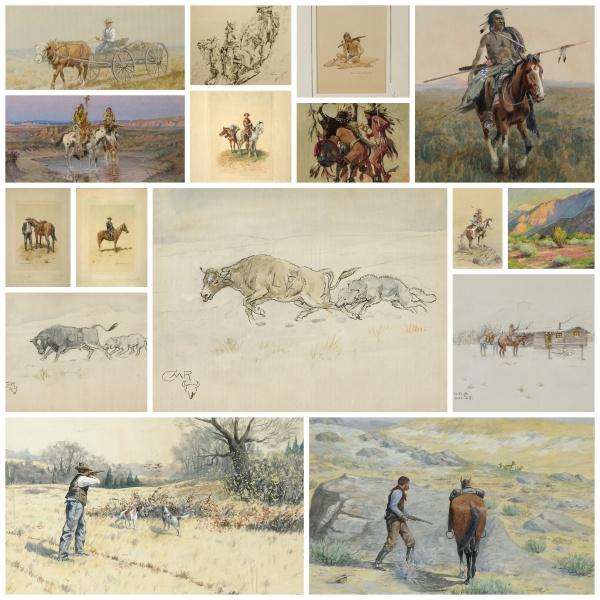 Jackson Hole Art Auction (2011-2014) (5 часть) (225 фото)