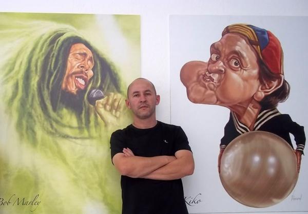 Artworks by Jorge Restrepo H