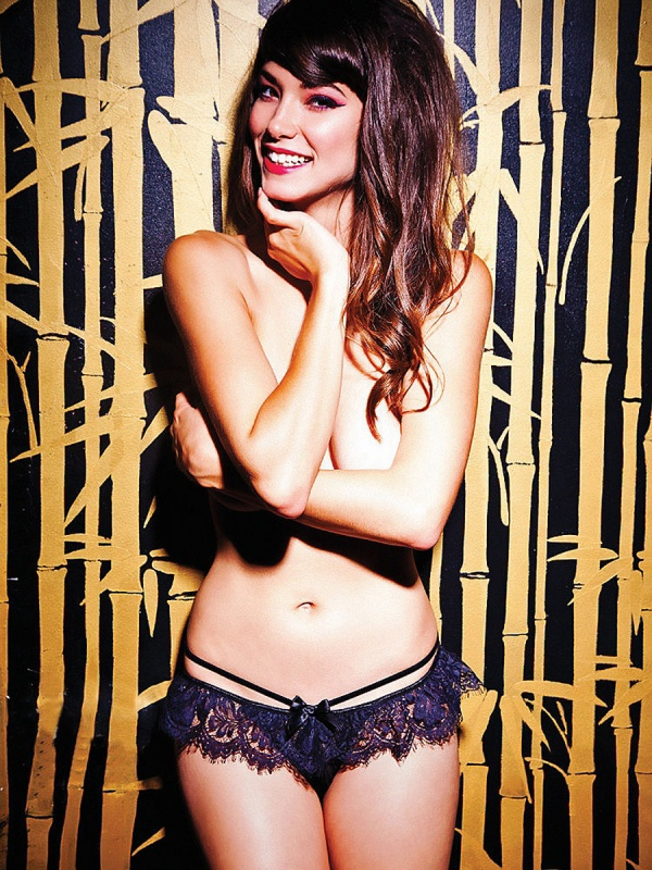 Stock Photo Young woman wearing lingerie (177 фото)