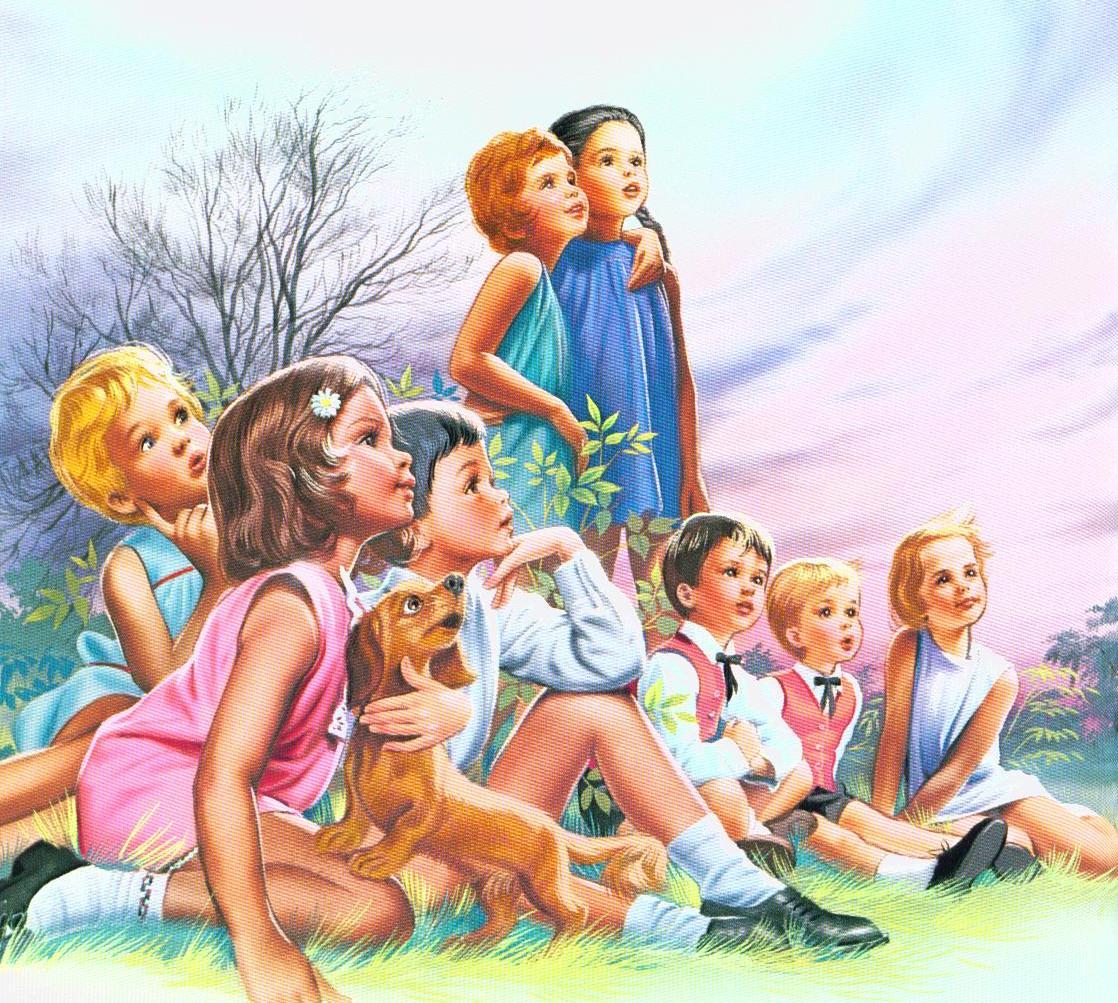 Иллюстратор детских книг Марсель Марльер (372 фото) .