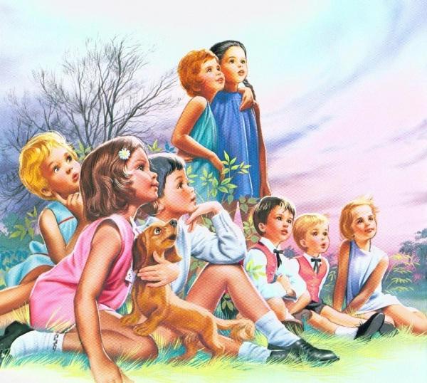Иллюстратор детских книг Марсель Марльер (372 фото).