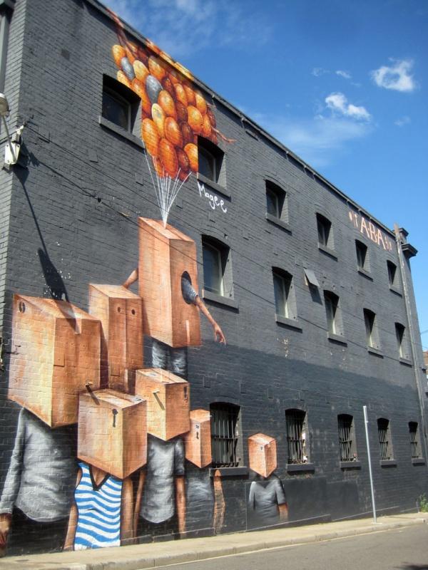 Street Art (168 фото)