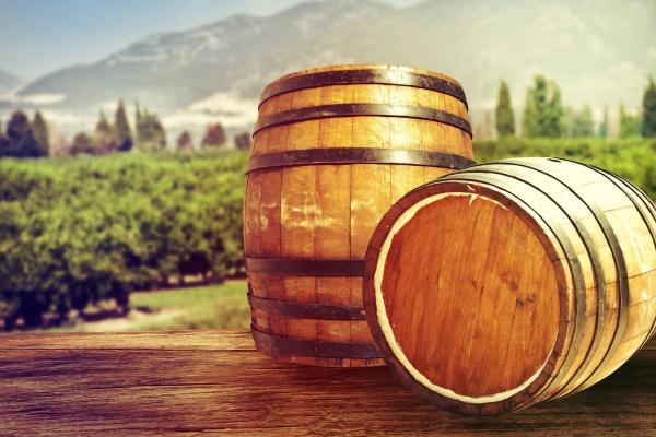 Wine Barrels (25 фото)