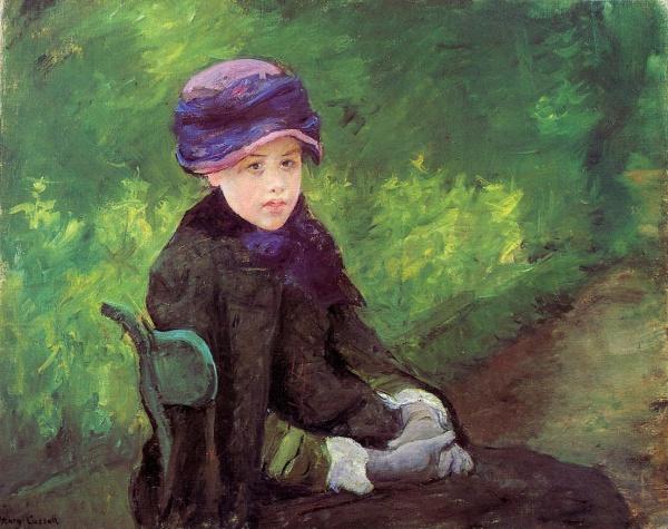Американская Художница Мэри Кассат (284 фото)