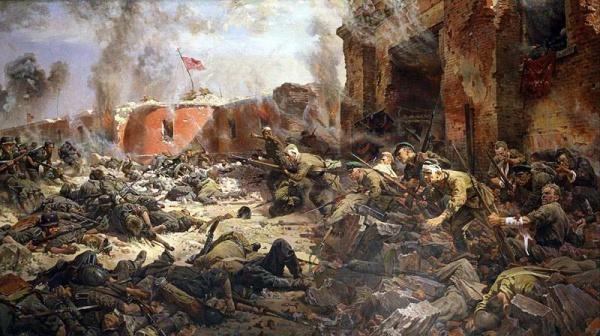Военные наброски (194 фото)
