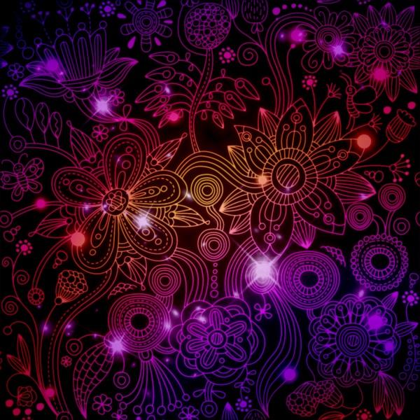 4 Pattern Textures JPG (4 фото)