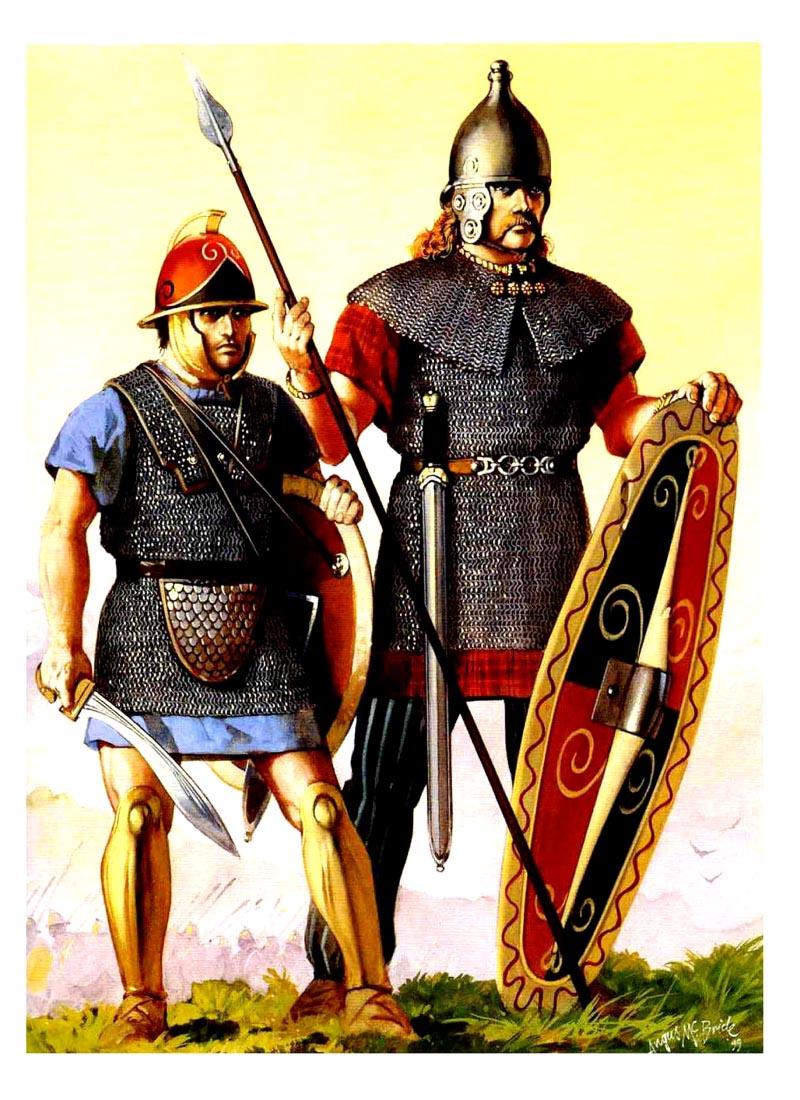 что картинки изображения древних воинов расширить