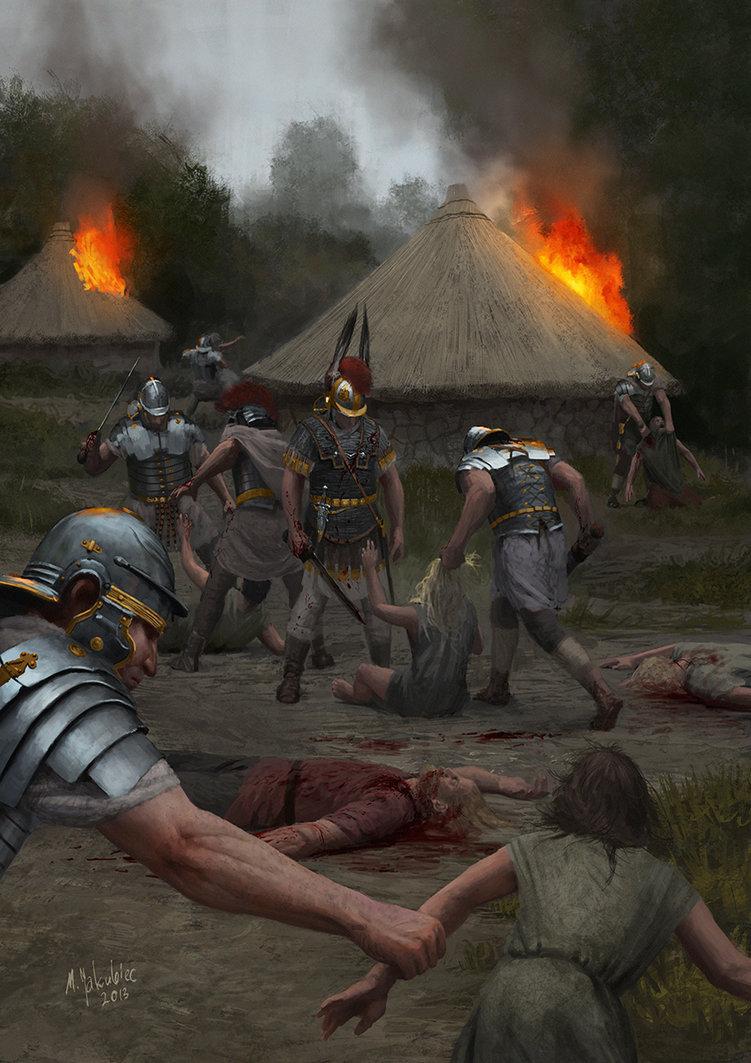 том, картинки древние воины против зомби расположен живописной