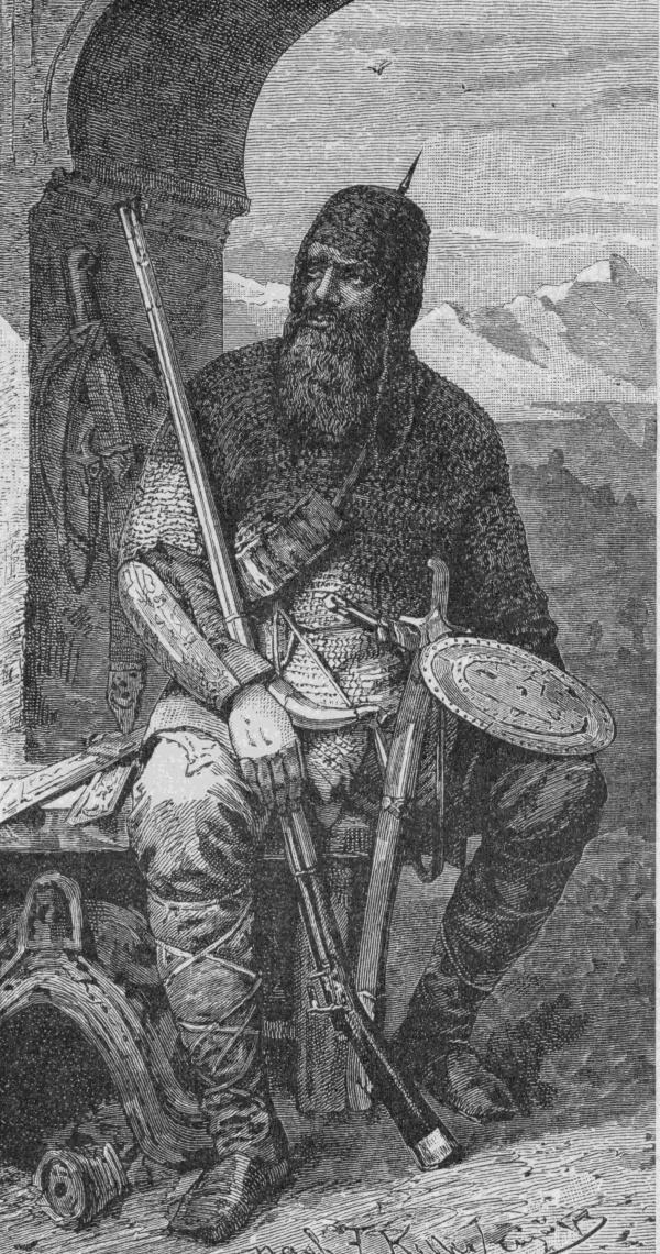 Фото воинов древних