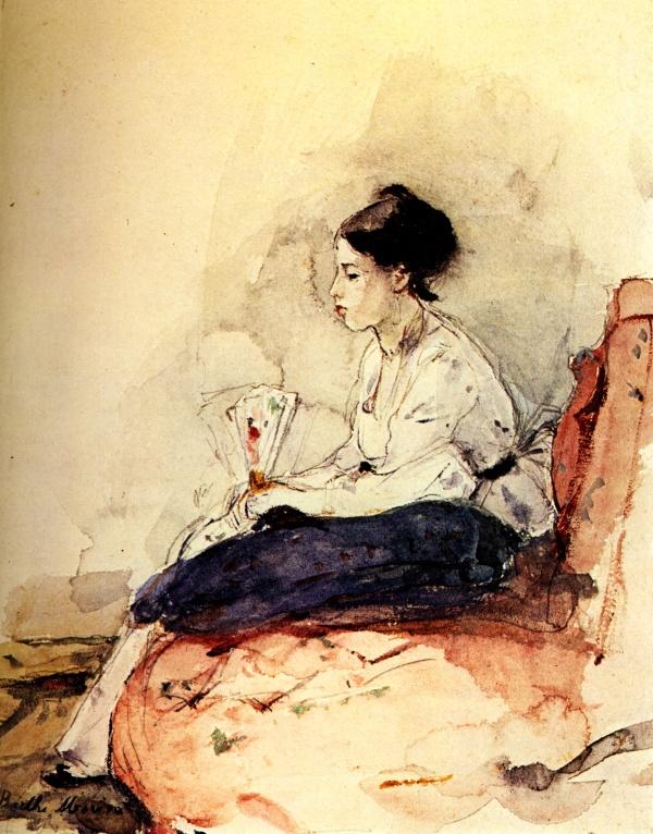 Berthe Morisot (1841 -1895)