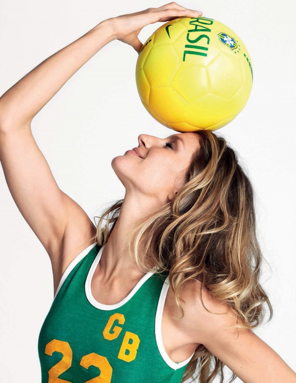 Gisele Bundchen (27 фото)