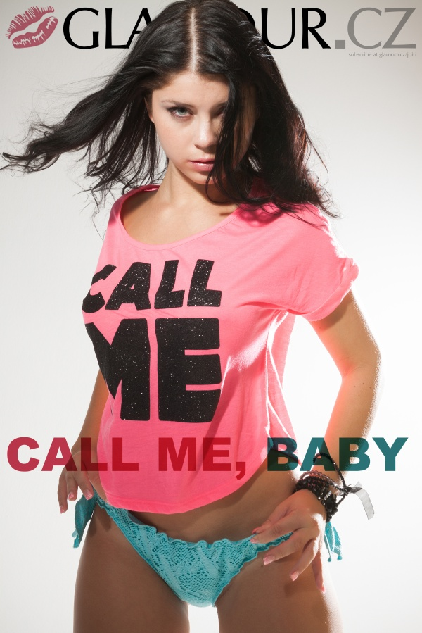 Zaneta - Call Me, Baby (36 фото)