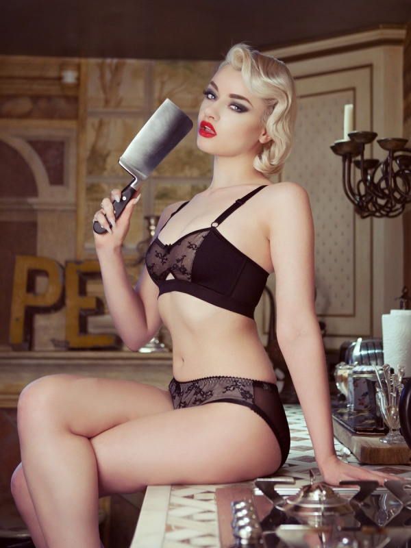 Kiss Me Deadly Lingerie (26 фото)