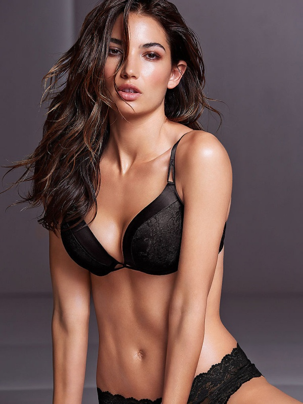 Lily Aldridge - Victoria's Secret Photoshoots 2014 Set 8 (43 фото)