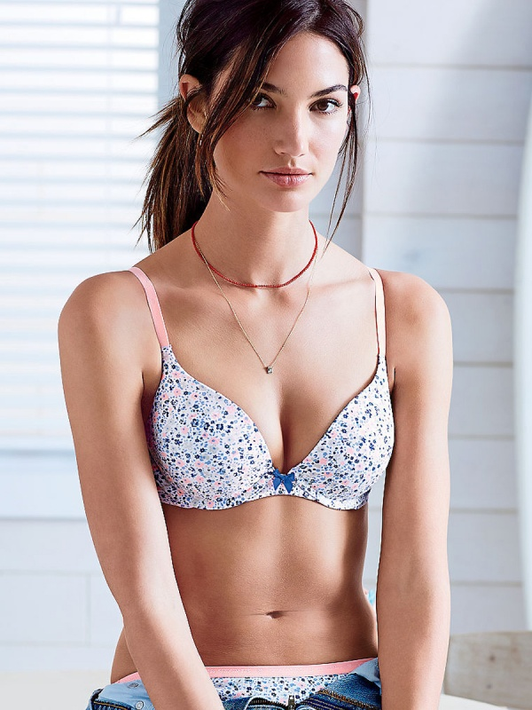 Lily Aldridge - Victoria's Secret Photoshoots 2014 Set 7 (46 фото)