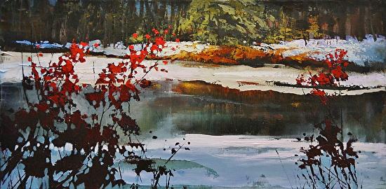Linda Wilder. Landscapes (166 фото)