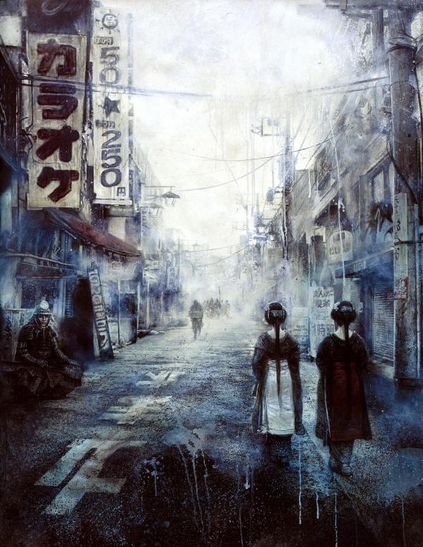 Luis Royo - Malefic Time. Apocalypse (108 фото)