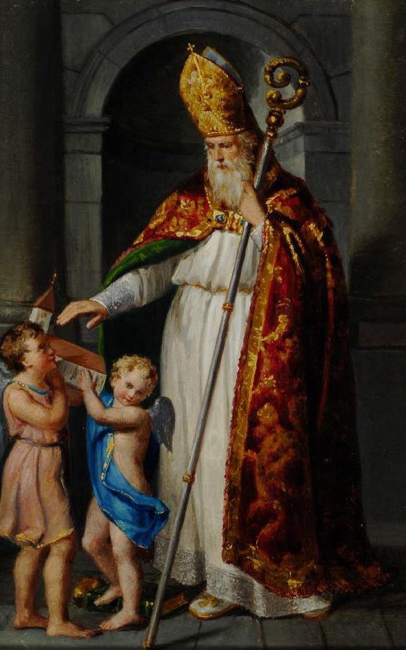 Немецкий художник Marie Ellenrieder (1791–1863)