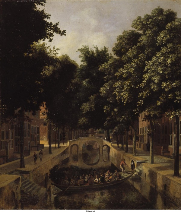 Art Museum Mauritshuis ( Hague, Netherlands )