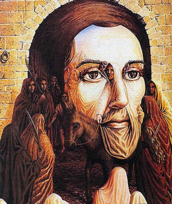 Мексиканский художник Octavio Ocampo (50 фото)