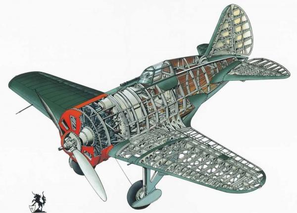 Военные самолеты 20 - 30-х (39 фото)