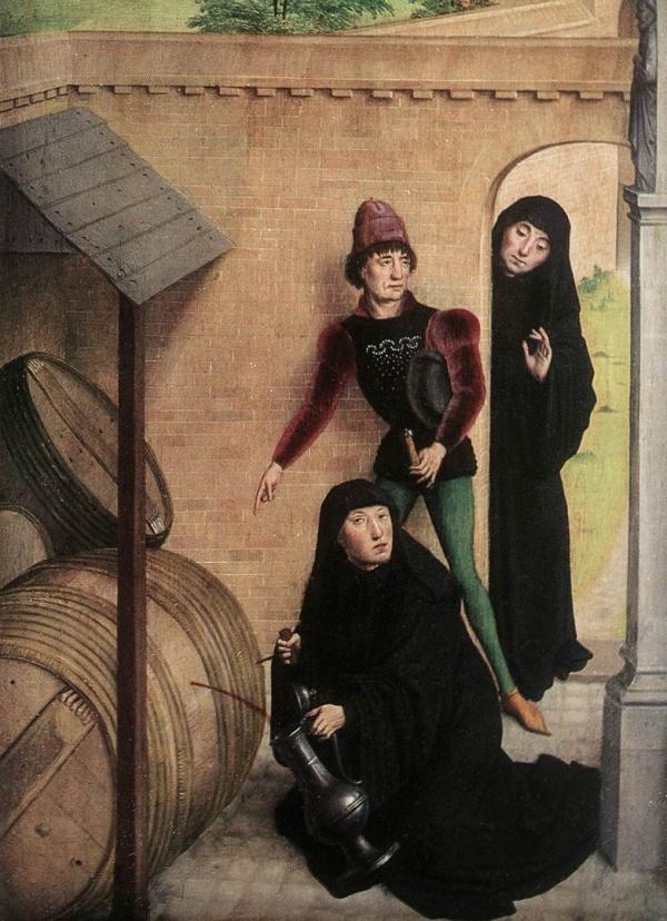 Фламандские примитивисты | XVe | Primitifs Flamands