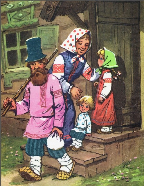 Любимые художники нашего детства - Анатолий Михайлович Савченко (1924-2011) (304 фото)
