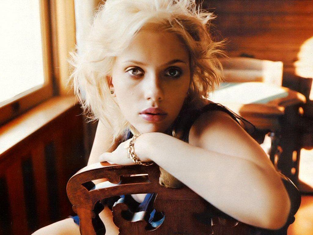 Scarlett johansson fansite
