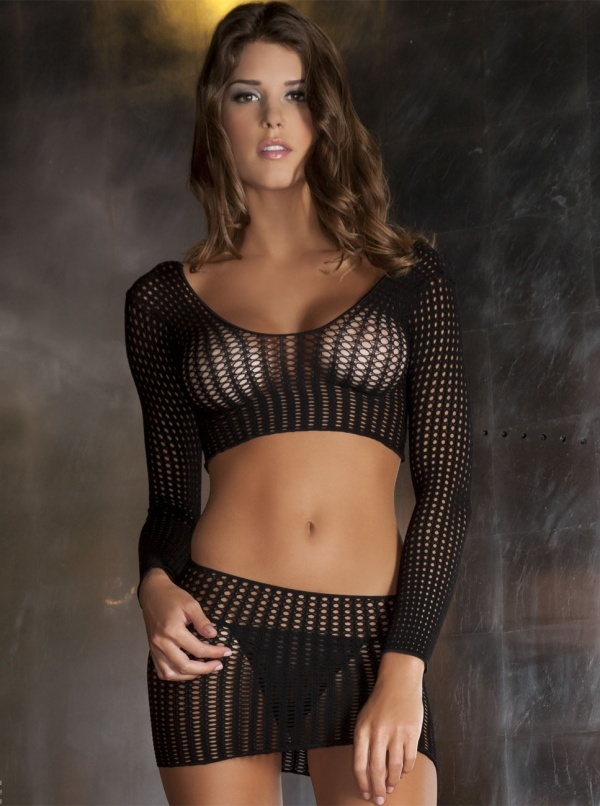 Фотоподборка девушки в сексуальном белье #142 (110 фото)