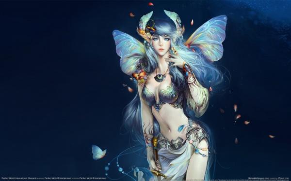 Арт - Фантастические девушки / Fantastic girls 02 (450 фото)