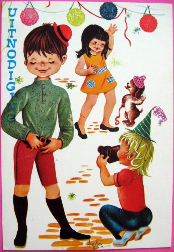 Открытки 60- 70-х годов ХХ века (1318 фото)