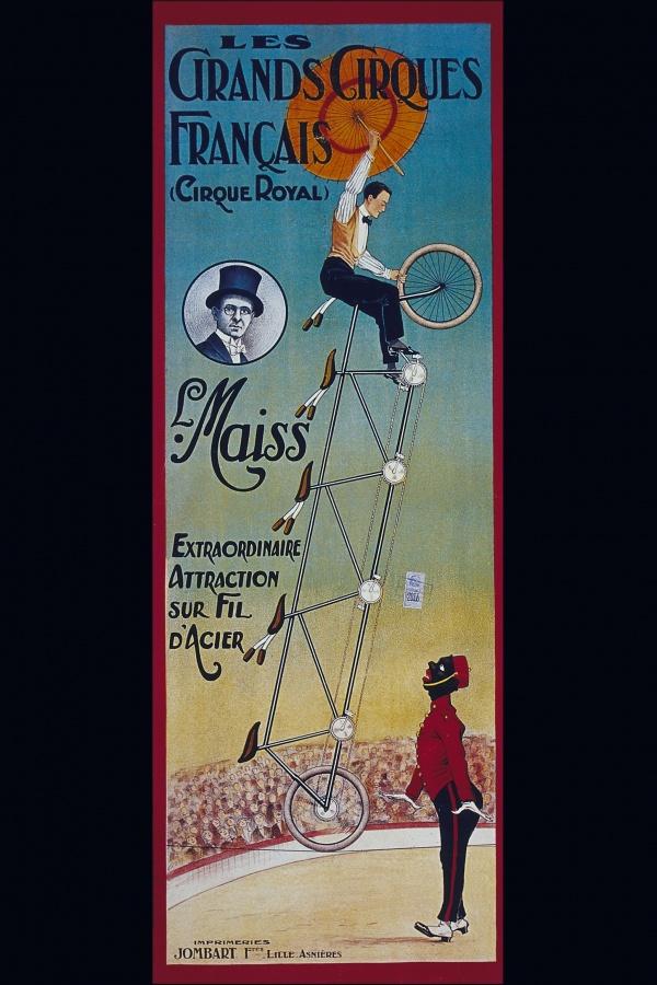 История велосипеда в плакатах (25 фото)