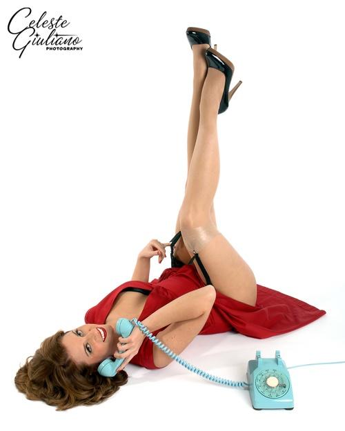 Celeste Giuliano - Pin Up (44 фото)
