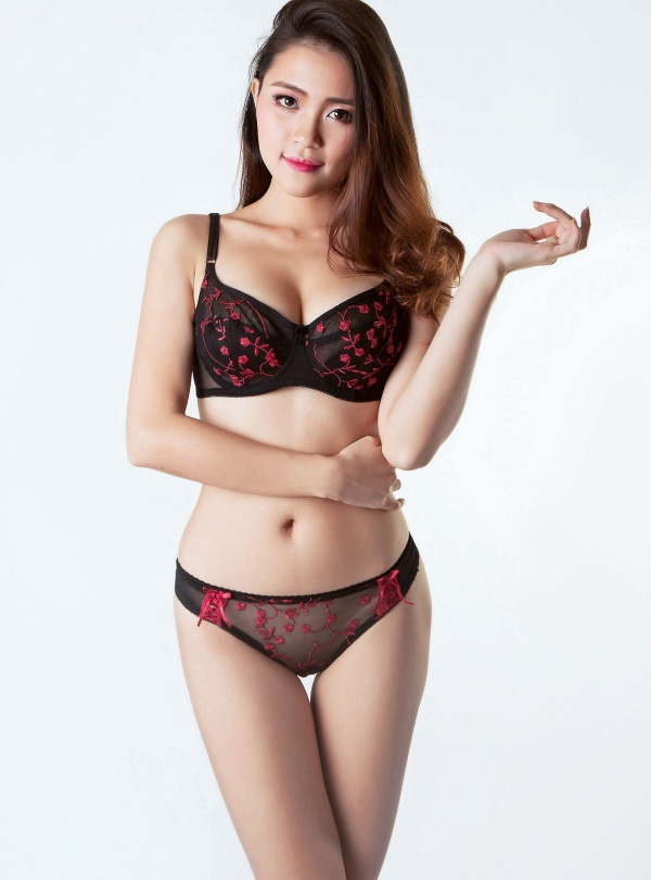 IBasic for Lamdieu Lingerie 2014 (30 фото)