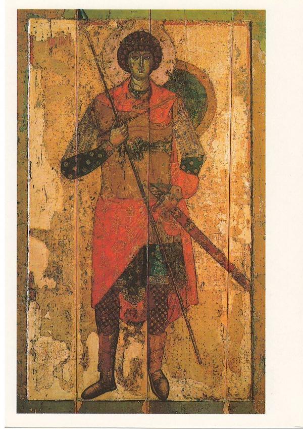 Набор открыток - Шедевры древнерусской живописи (36 фото)