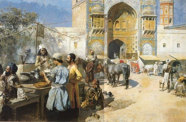 Rudolf Ernst Paintings