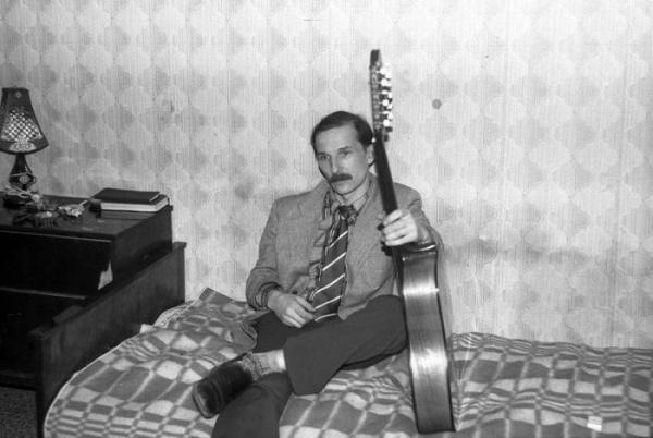Советский Рок в фотографиях (80 фото)