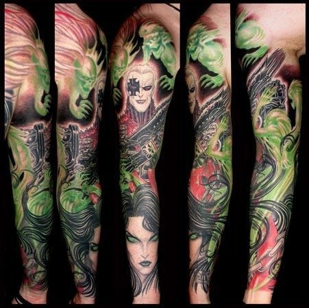 Huge Tattoo Collection (2 часть) (2357 фото)