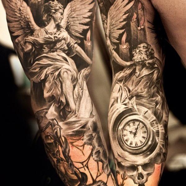 Huge Tattoo Collection (4 часть) (2357 фото)