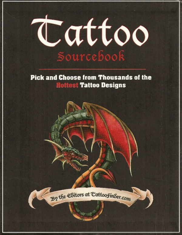 Tattoo Sourcebook (435 фото)