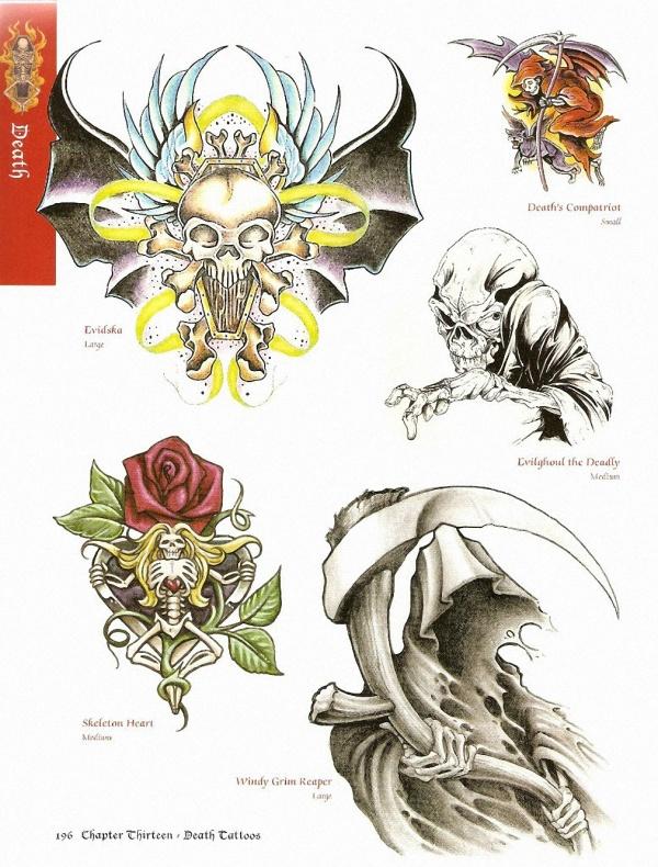 Tattoo Sourcebook (435 фото)