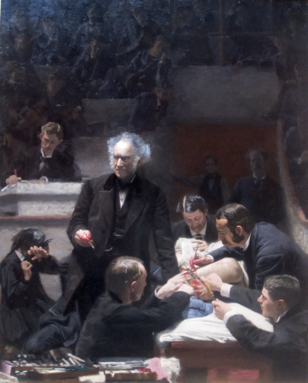 Thomas Eakins (Часть 3) (170 фото)